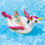 Flotador unicornio - Intex