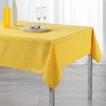 Mantel rectangular (L300 cm) Filiane  Amarillo