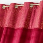 images/product/150/073/1/073159/rideau-a-oeillets-140-x-240-cm-velours-top-imprime-or-duchesse-framboise_73159_1
