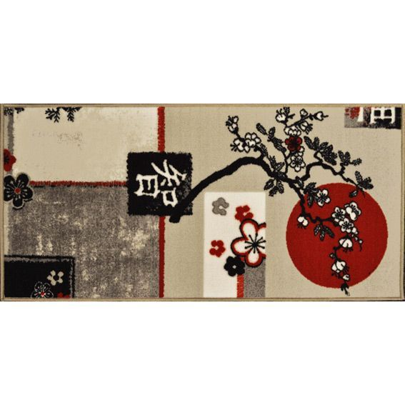 Tapis de cuisine xxl 115 cm osaka tapis multi usage for Tapis de cuisine carrefour
