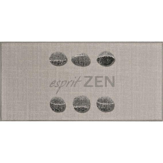 tapis de cuisine xxl 115 cm esprit zen tapis de. Black Bedroom Furniture Sets. Home Design Ideas