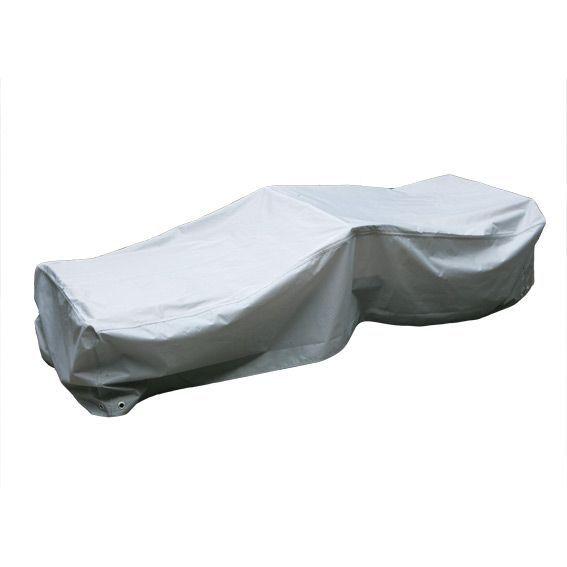 housse bain de soleil l 200 cm housse de protection eminza. Black Bedroom Furniture Sets. Home Design Ideas