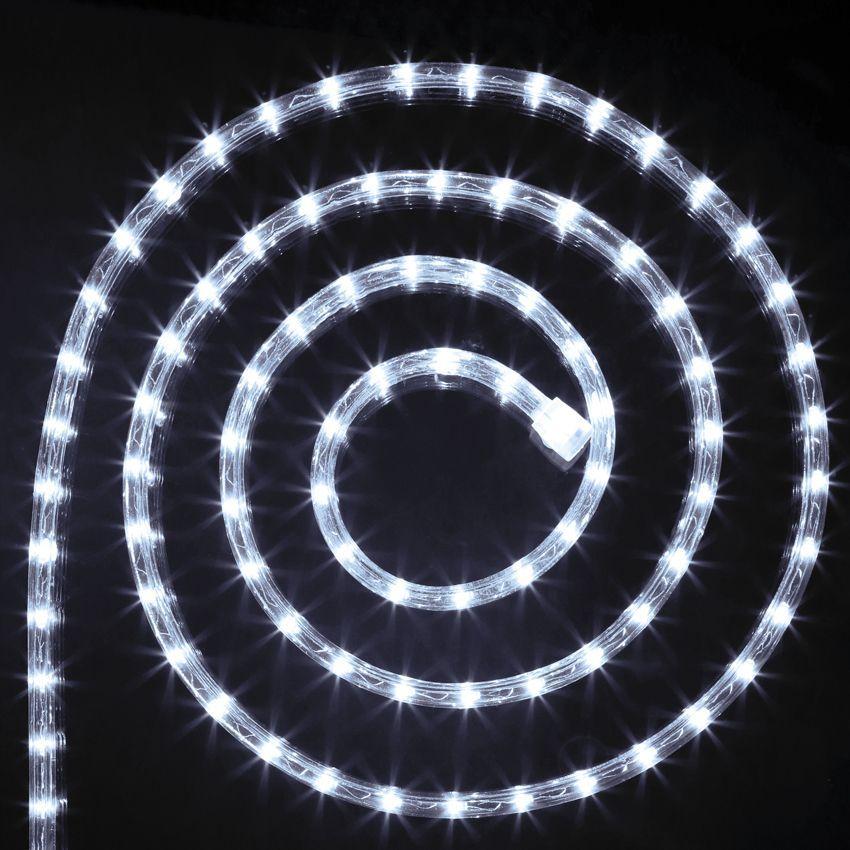 Tube lumineux 6 m Blanc froid 108 LED  Guirlande