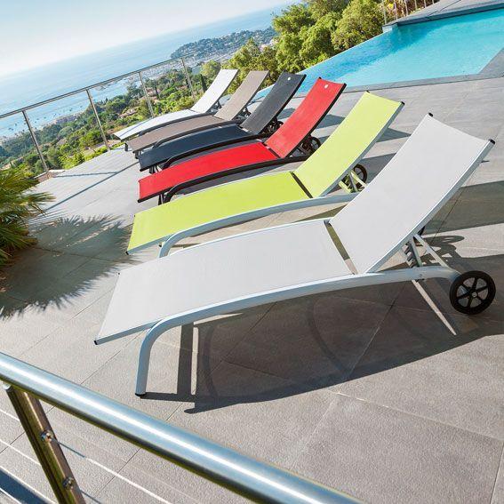 bain de soleil nagua blanc anis bain de soleil eminza. Black Bedroom Furniture Sets. Home Design Ideas