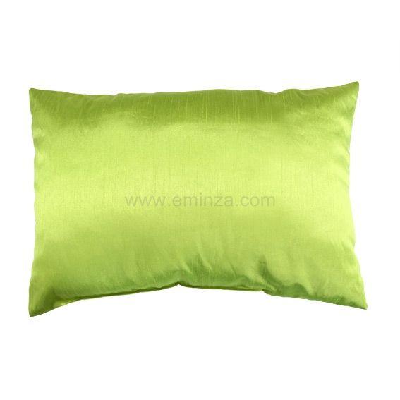 coussin rectangulaire salsa vert coussin et housse de coussin eminza. Black Bedroom Furniture Sets. Home Design Ideas