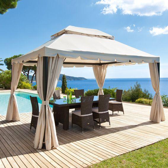 Toile de jardin castorama plage et farniente chez castorama avec un salon de jardin en teck et - Sable de sablage castorama ...