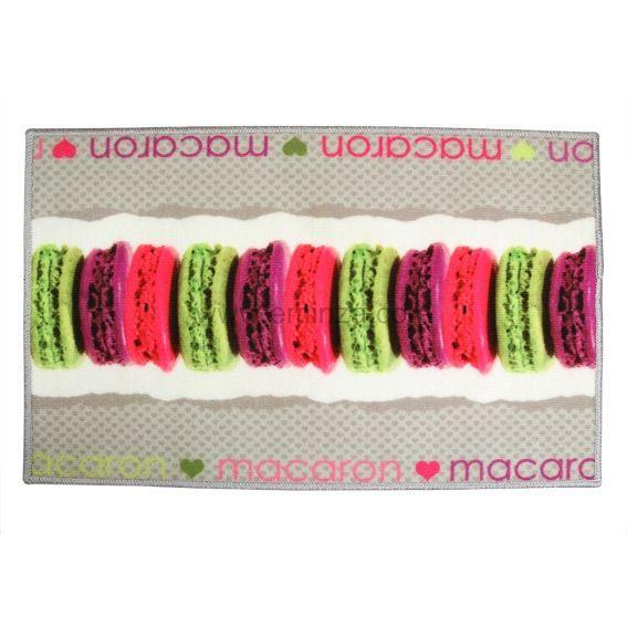 tapis de cuisine 80 cm macarons tapis multi usage eminza. Black Bedroom Furniture Sets. Home Design Ideas