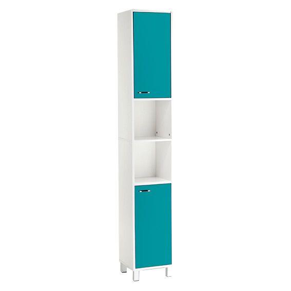 meuble de salle de bain bleu maison design. Black Bedroom Furniture Sets. Home Design Ideas