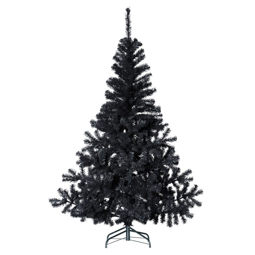 sapin artificiel de no l el gant h240 cm noir sapin artificiel de no l eminza. Black Bedroom Furniture Sets. Home Design Ideas