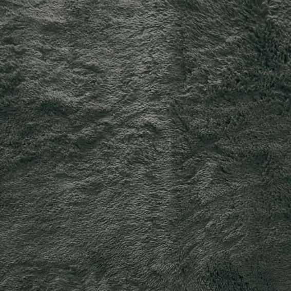 Tapis rectangulaire 80 cm marmotte gris anthracite for Tapis salon gris anthracite