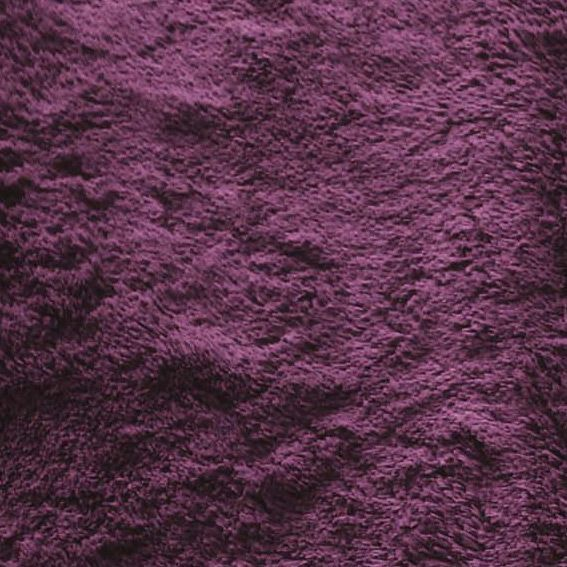 Tapis rond marmotte aubergine tapis de chambre eminza - Tapis de bain aubergine ...