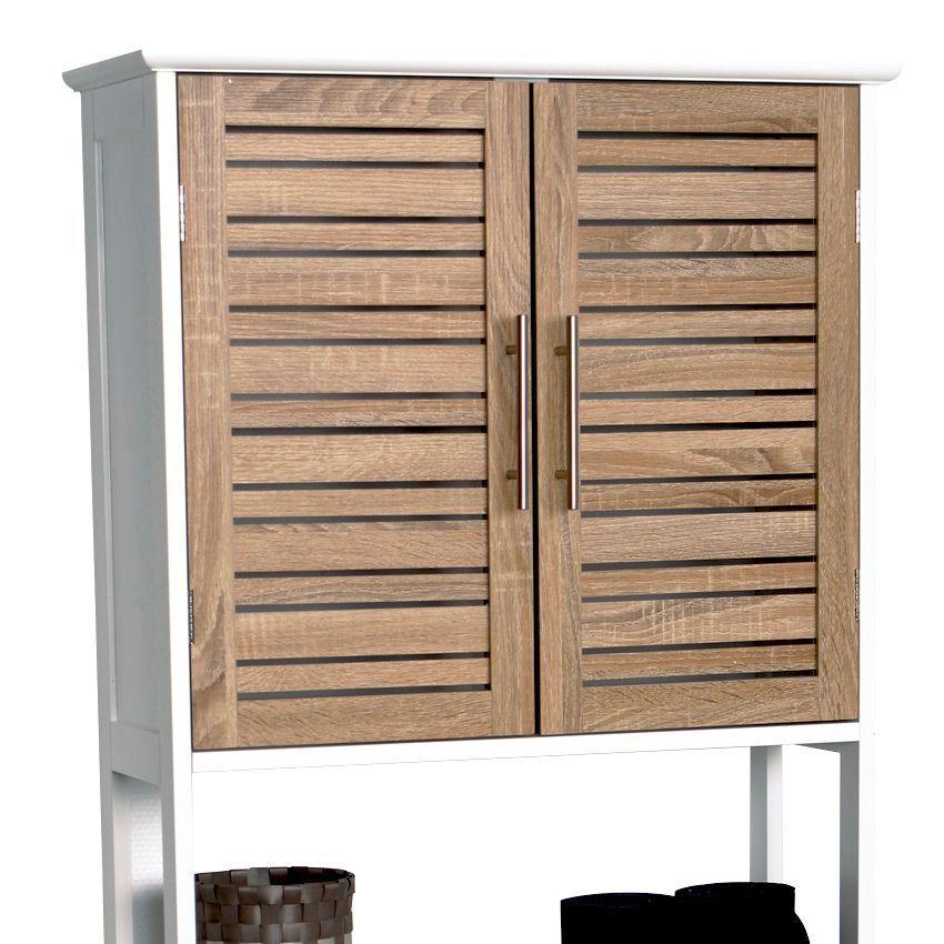 eminza meuble colonne salle de bain stockholm bois