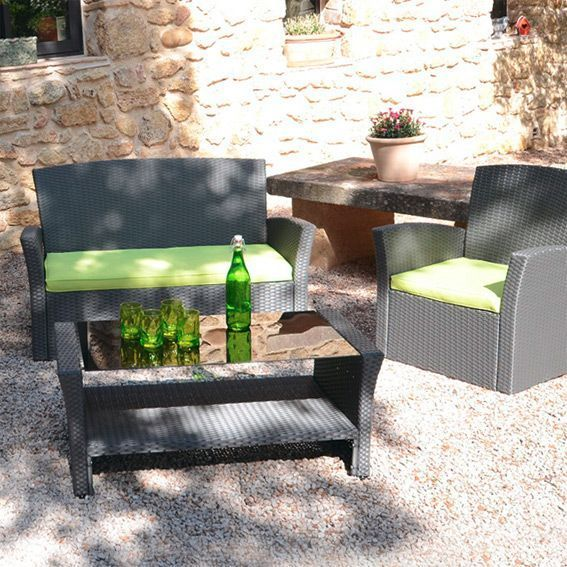 coussins pour chaise de jardin coussin chaise jardin sur. Black Bedroom Furniture Sets. Home Design Ideas