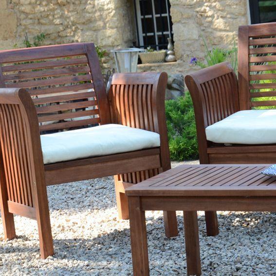 Best Salon De Jardin En Acacia Avis Images - Awesome Interior Home ...