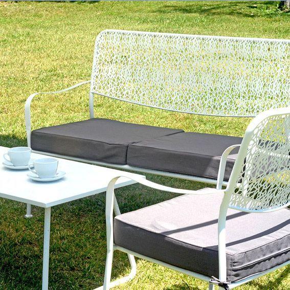 Awesome Salon Jardin Garspach Blanc Images - Amazing House Design ...