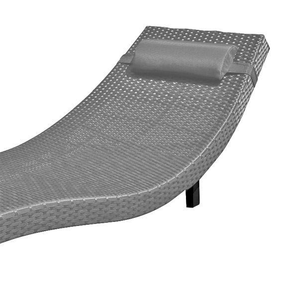bain de soleil nevada gris bain de soleil eminza. Black Bedroom Furniture Sets. Home Design Ideas