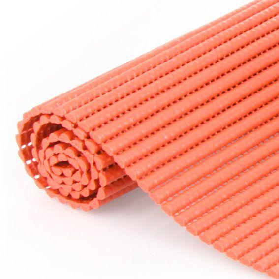 Tapis de bain mousse rouge tapis salle de bain eminza for Tapis salle de bain rouge