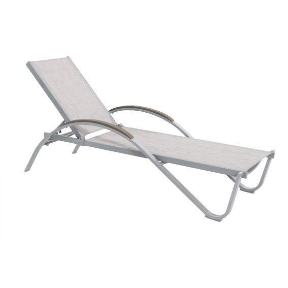 bain de soleil okinawa taupe bain de soleil eminza. Black Bedroom Furniture Sets. Home Design Ideas
