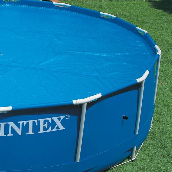 B che bulles m pour piscine ronde intex for Piscine intex 3 66