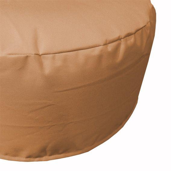 pouf de jardin gonflable taupe bain de soleil et hamac. Black Bedroom Furniture Sets. Home Design Ideas