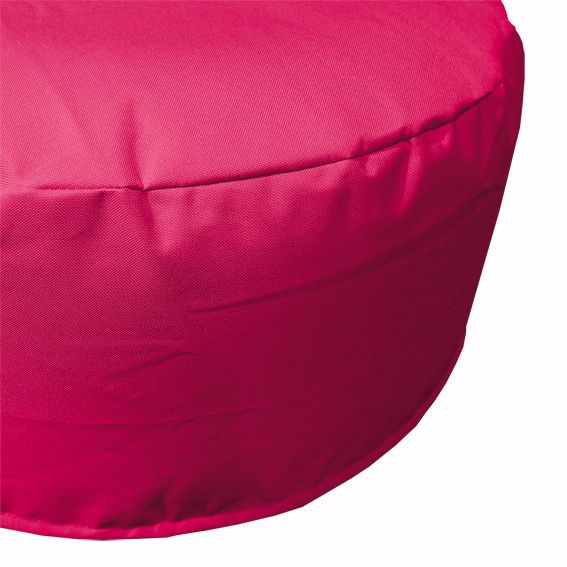 pouf de jardin gonflable framboise bain de soleil et. Black Bedroom Furniture Sets. Home Design Ideas