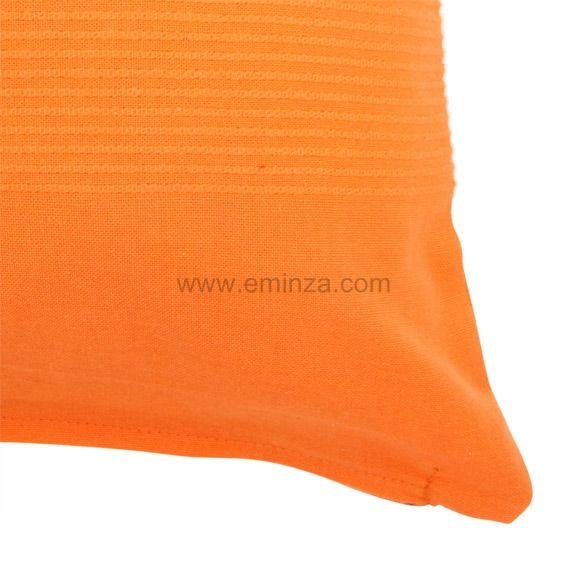 housse de coussin lana orange coussin et housse de. Black Bedroom Furniture Sets. Home Design Ideas