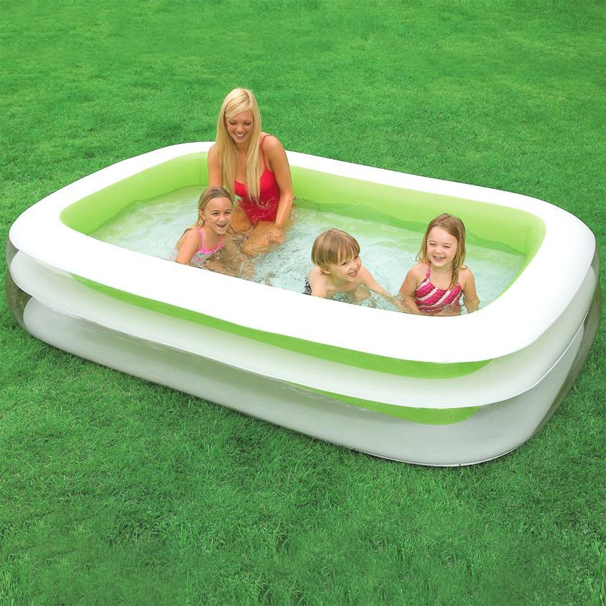 Piscine gonflable cancun intex piscine et accessoires for Accessoires piscine intex