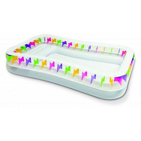 piscine rectangulaire intex acapulco piscine et. Black Bedroom Furniture Sets. Home Design Ideas