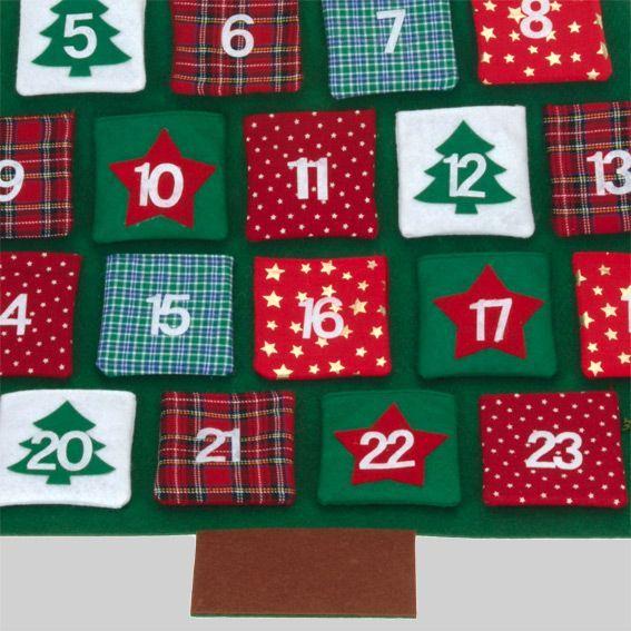 calendrier de l 39 avent sapin calendrier de l 39 avent eminza. Black Bedroom Furniture Sets. Home Design Ideas