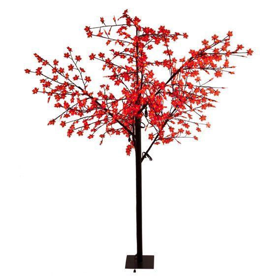 grand arbre lumineux erable rouge arbre lumineux eminza. Black Bedroom Furniture Sets. Home Design Ideas