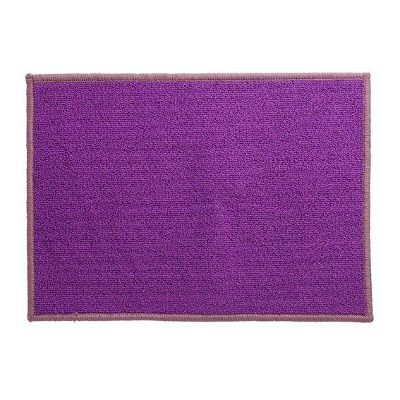 tapis anti d rapant 60 cm uni prune tapis multi usage. Black Bedroom Furniture Sets. Home Design Ideas