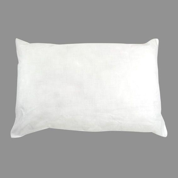 oreiller rectangulaire banquise blanc oreiller traversin eminza. Black Bedroom Furniture Sets. Home Design Ideas