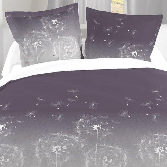 housse de couette et deux taies 260 cm berengere housse de couette eminza. Black Bedroom Furniture Sets. Home Design Ideas