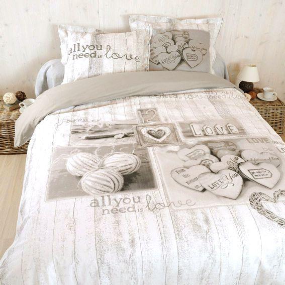 parure de couette 260x240. Black Bedroom Furniture Sets. Home Design Ideas