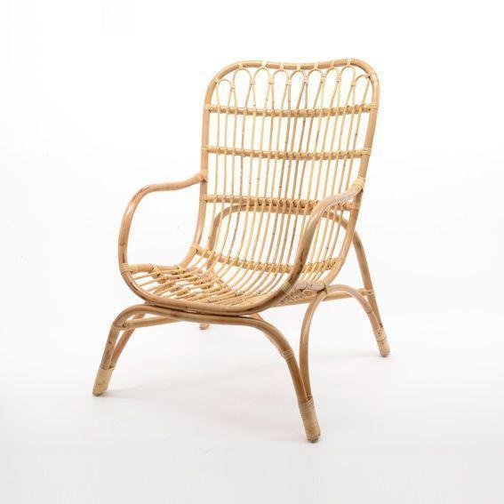 Fauteuil en rotin naturel hamac et accessoires eminza - Chaise hamac nature et decouverte ...