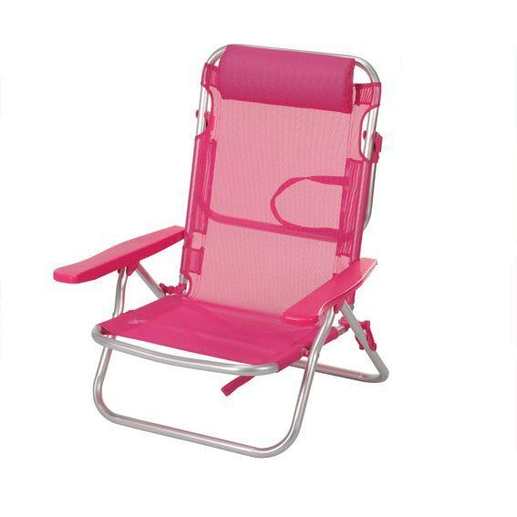 fauteuil de plage wenga rose fauteuil d tente eminza. Black Bedroom Furniture Sets. Home Design Ideas