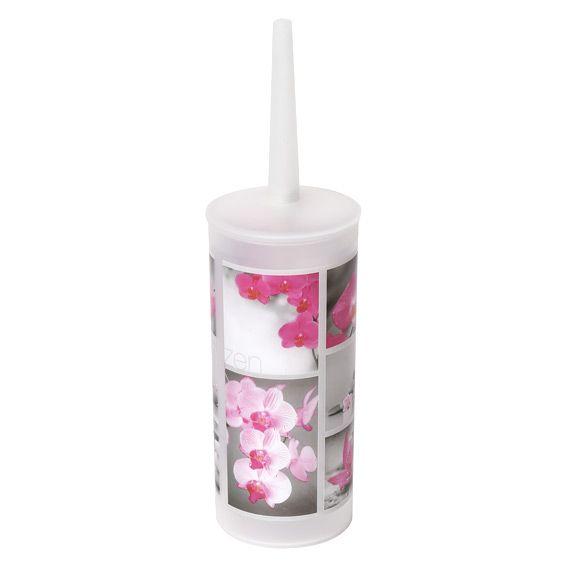 Brosse wc chic zen rose brosse wc eminza - Wc chic ...