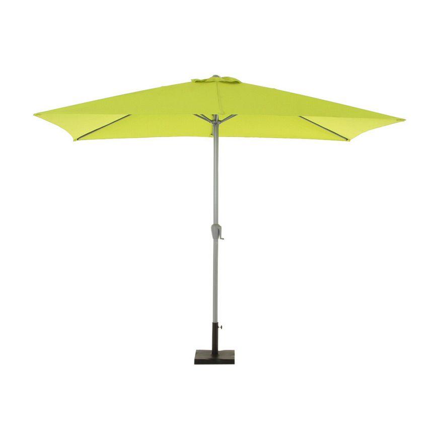 parasol inclinable rectangulaire fidji l3 x l2 m. Black Bedroom Furniture Sets. Home Design Ideas