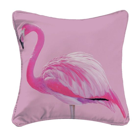 housse de coussin flamant rose coussin eminza. Black Bedroom Furniture Sets. Home Design Ideas