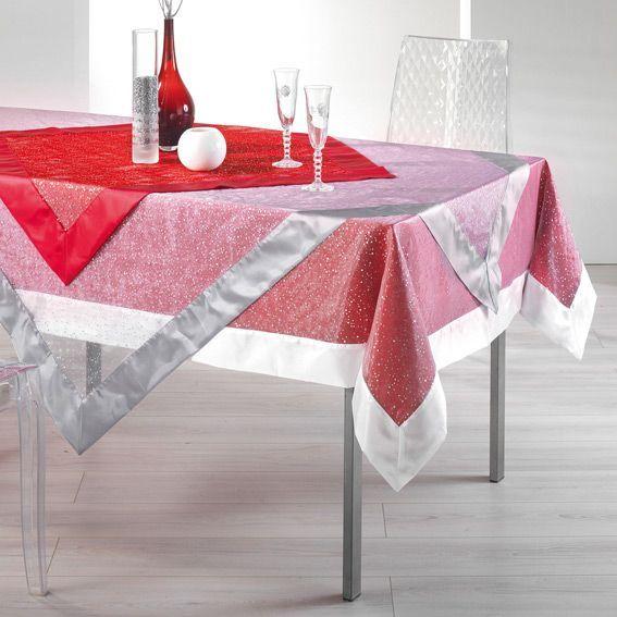 nappe carr e festille satin noir linge de table eminza. Black Bedroom Furniture Sets. Home Design Ideas