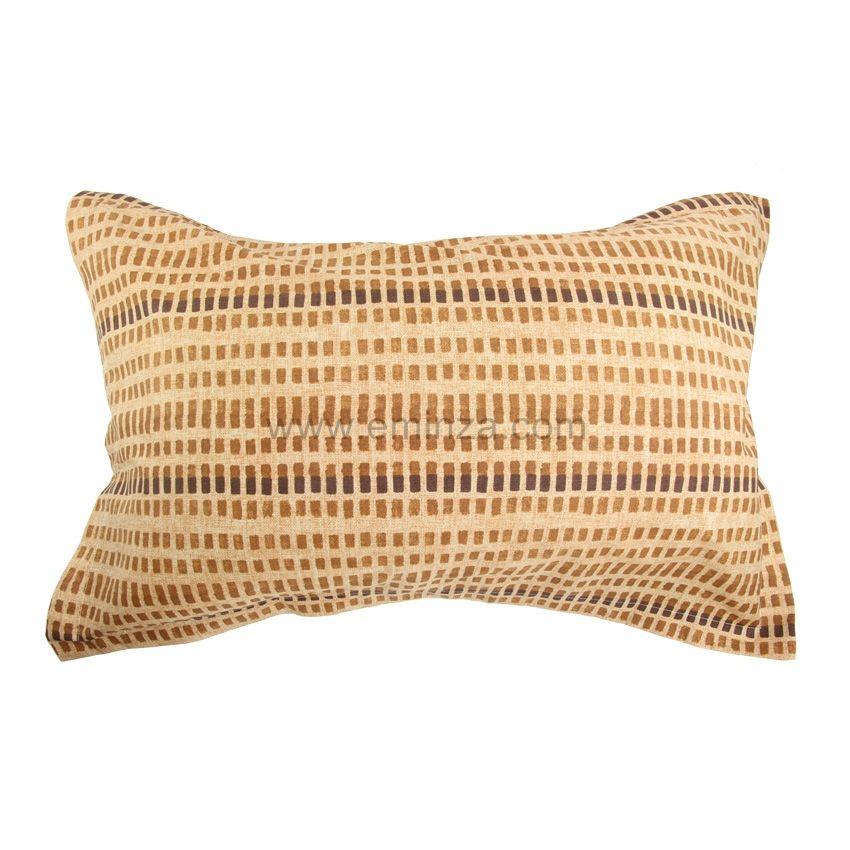 taie d 39 oreiller rectangulaire giacomo taie d 39 oreiller traversin eminza. Black Bedroom Furniture Sets. Home Design Ideas