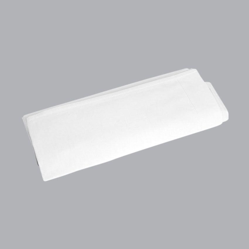 drap plat 270 cm temple blanc drap plat eminza. Black Bedroom Furniture Sets. Home Design Ideas