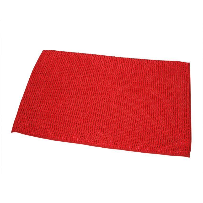tapis de bain grand mod le boules rouge tapis salle de. Black Bedroom Furniture Sets. Home Design Ideas