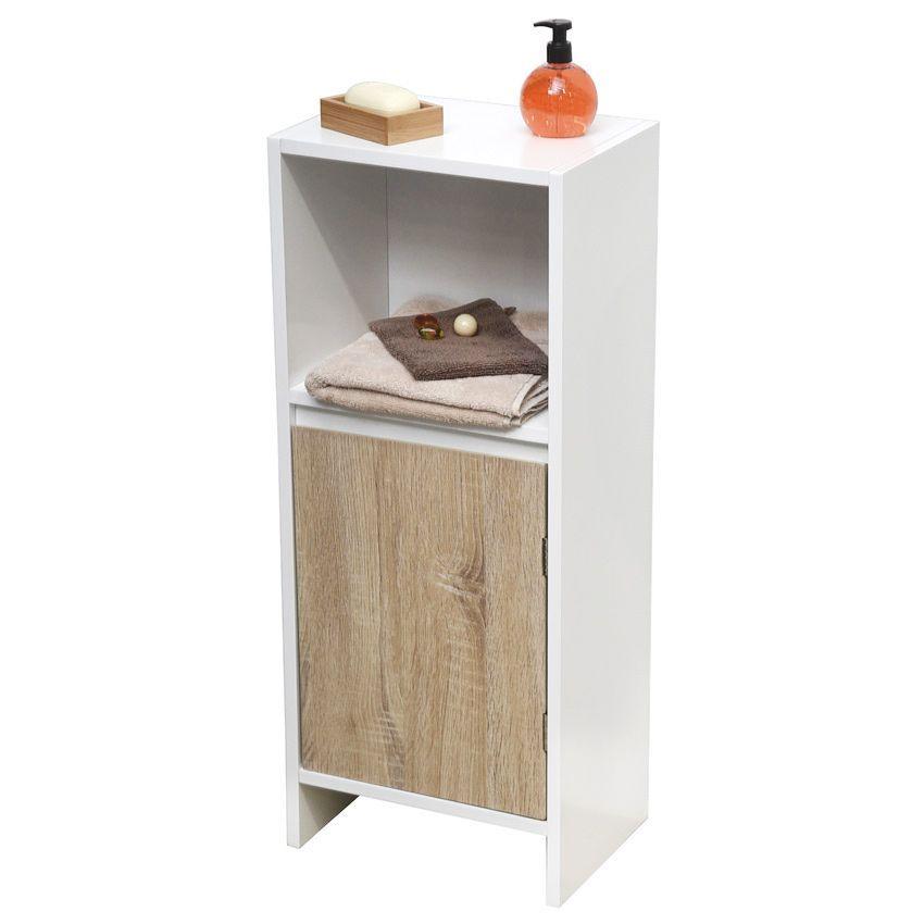 Meuble bas de salle de bain montr al meuble bas eminza for Meuble de salle de bain bas