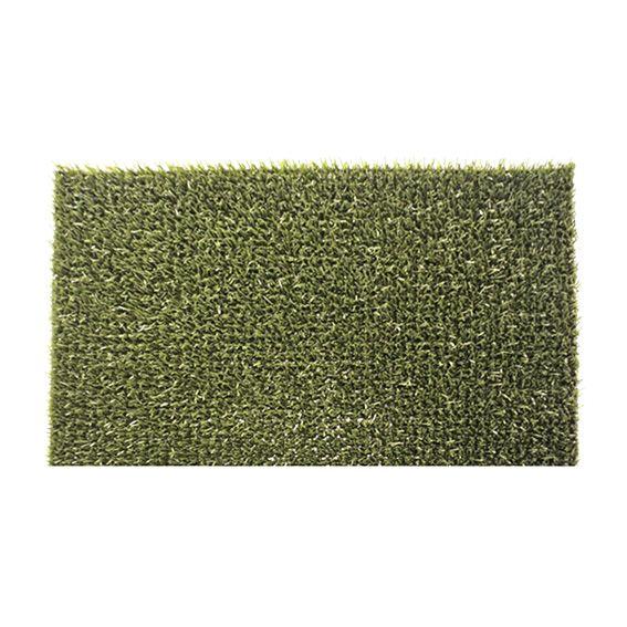 Tapis d 39 entr e 60 cm turf vert tapis d 39 entr e eminza - Tapis pour entree de maison ...