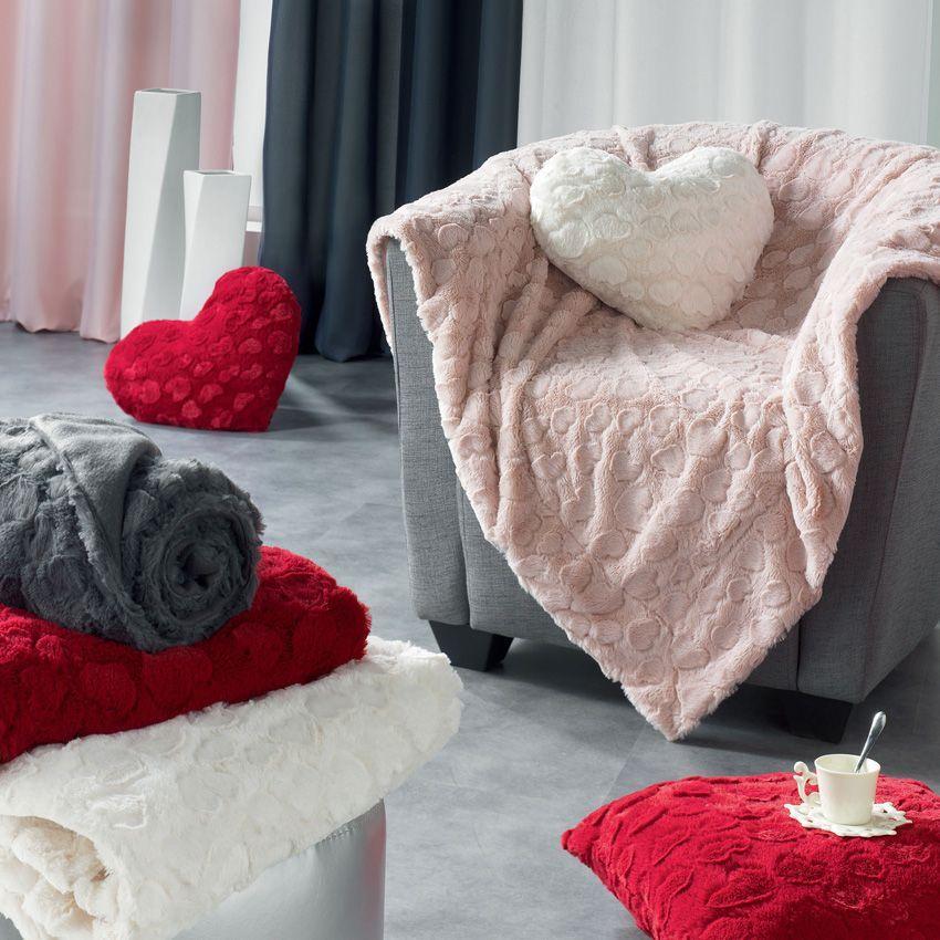 plaid imitation fourrure 152 cm c urs gris plaid. Black Bedroom Furniture Sets. Home Design Ideas