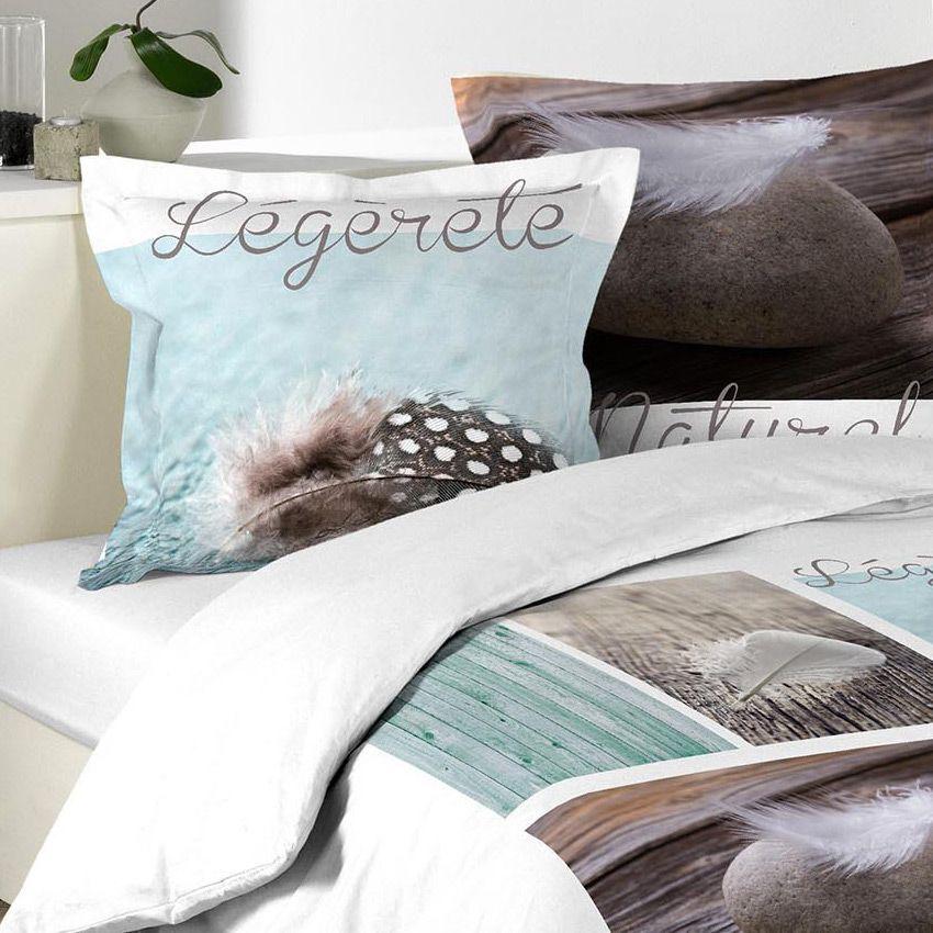 couette chaude et lgre stunning cool parure de couette vision parure de couette valentine coton. Black Bedroom Furniture Sets. Home Design Ideas