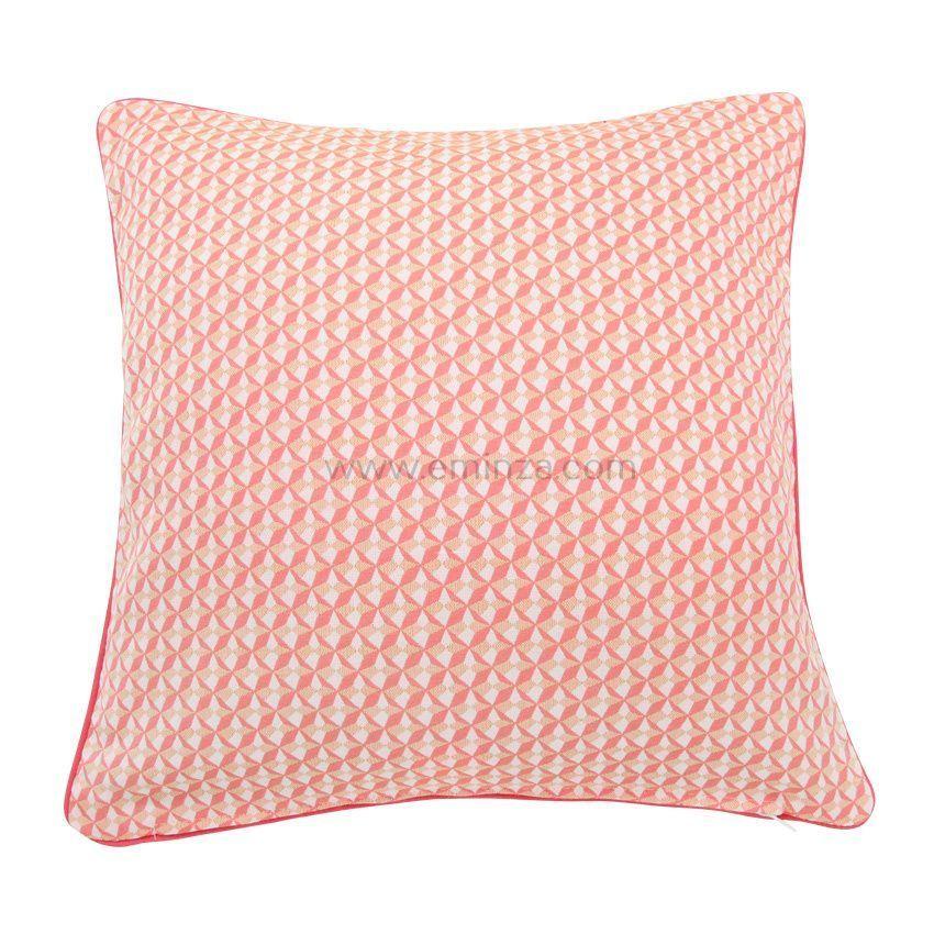 housse de coussin villa orange housse de coussin eminza. Black Bedroom Furniture Sets. Home Design Ideas