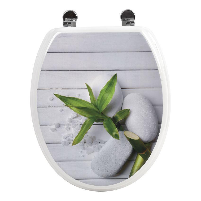 Abattant wc so zen abattant wc eminza for Accessoire salle de bain zen