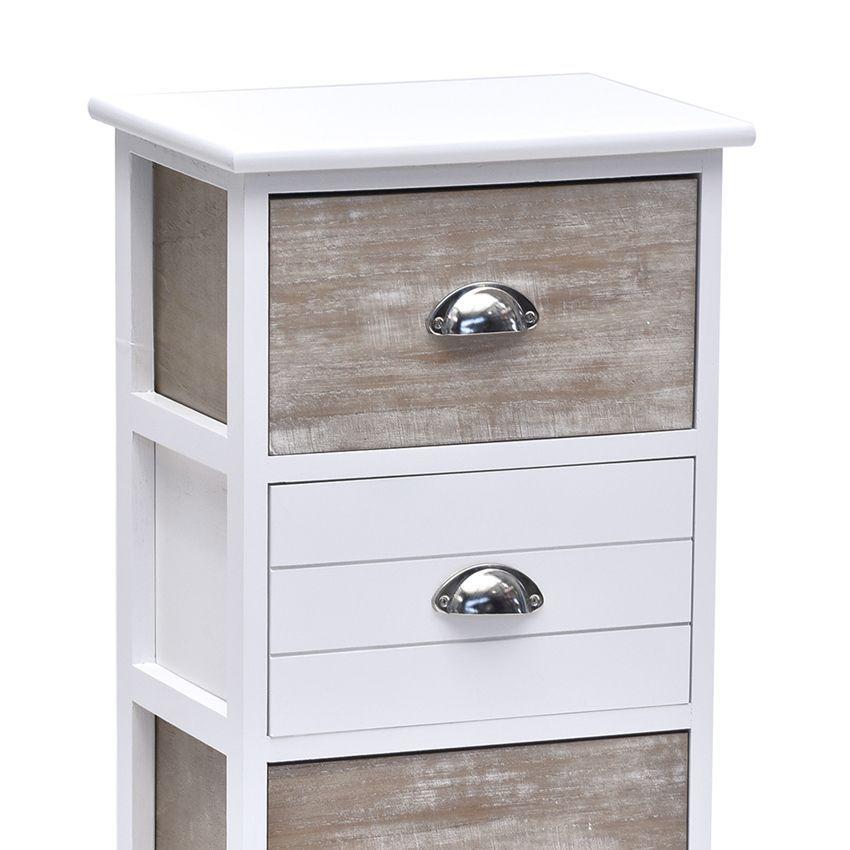Meuble 4 tiroirs urba meuble d co eminza for Meuble 4 tiroirs